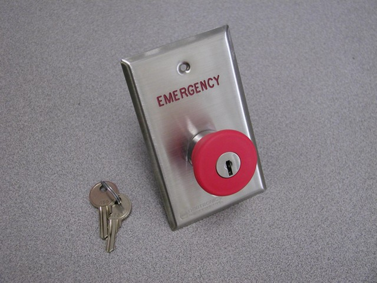 Details about  /NEW Dortronics 5211-MP23DA//G 5210 Series Exit Push Button FREE SHIPPING