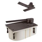 27105N LH 613 Rixson Door Closer