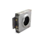 Keedex K-BXSGL-ES Slim Box SGL 2-3/8'' Backset Weldable Box
