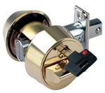 Mul-T-Lock - Hercular Double Cylinder Captive Key Deadbolt