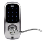 Arrow Revolution - Stand-Alone Touchscreen Lever Lock V351