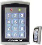 Seco-Larm Enforcer SK-1323-SPQ Keypad with Proximity Card Reader