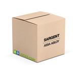 306 32 SGT Sargent Exit Device Trim