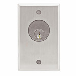 Camden CM-1100 Series Flush Mount Key Switch