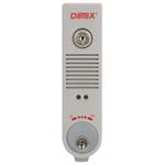 DTXEAX-300W GRAY W-CYL Detex Exit Device