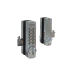Lockey C150-SC Hook Bolt Lock / Sliding Door Hook Bolt