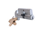 Marks Lock 2631 Turnknob Euro Profile Single Cylinder 2621 For Marks Lock 2750 Security / Storm/ Screen Door
