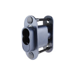 CCL 72347 SFIC Plunger/Deadbolt Sliding Door/TBM Zinc Housing
