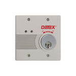 Detex EAX-2500F-RWE Flush Mount 12-24VAC/DC Powered Alarm