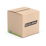 03-000 8RO 606 Schlage Lock Lock Parts