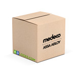 10T0400H-25-DLQ-Y02 Medeco Rim Cylinder