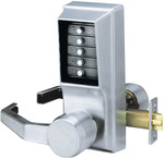 Kaba Access Simplex LR1021S-26D-41 Right Hand Unican Pushbutton Lock Schlage Keyway