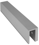 Securitron GDB-VM600 Glass Door Brackets for Vista VM600 Maglocks