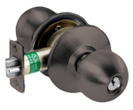 Arrow H Series H01BD-10B Grade 1 Passage Door Knob Oil Rubbed Bronze