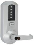 Kaba Simplex 5025BWL-26D-41 Mechanical Pushbutton Lever Lock W/ Best IC Prep