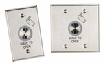 "Norton 700 NOR Touchless Wall Switch - width: 2-3/4"" (single) 4-1/2"" (double)"
