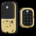 Yale Real Living YRD256-NR-605 Assure Lock SL Key Free Touchscreen Deadbolt
