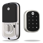 Yale Real Living YRD256-NR-619 Assure Lock SL Key Free Touchscreen Deadbolt