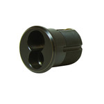 """Sargent 6042 10B X 101 1-1/4"""" LFIC Mortise Cylinder Housing Adams Rite Cam"""