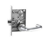 Sargent 8204 LNJ 26D Storeroom/Closet Mortise Lock LN Rose J Lever