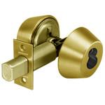 "Sargent 60-484 3 Double Cylinder Deadbolt 2-3/4"" Backset LFIC Prep Less Core"