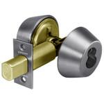 "Sargent 60-484 26 Bright Chrome Double Cylinder Deadbolt 2-3/4"" Backset LFIC Prep Less Core"
