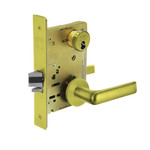 Sargent 60-8237 LNE 4 Classroom Mortise Lock LN Rose E Lever LFIC Prep