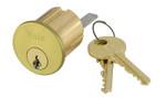 Yale 1109 6 PARA 606 KA Rim Cylinder 6-Pin PARA Keyway