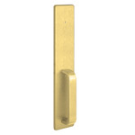 PHI 1702A 605 Apex and Olympian Series Wide Stile Trim Exit Only Dummy Trim A Design Pull