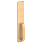 PHI 1702A 612 Apex and Olympian Series Wide Stile Trim Exit Only Dummy Trim A Design Pull