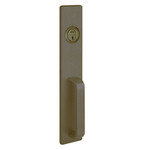 PHI 1703A 613 Apex and Olympian Series Wide Stile Trim Key Retracts Latchbolt A Design Pull