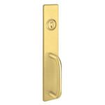 PHI 1703C 605 Apex and Olympian Series Wide Stile Trim Key Retracts Latchbolt C Design Pull