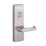 PHI 4908A 630 LHR Apex and Olympian Series Wide Stile Trim Key Controls Lever A Lever Design