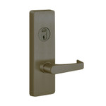 PHI 4914A 613 RHR Apex and Olympian Series Wide Stile Trim Lever Always Active A Lever Design