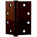 """Stanley CEFBB179-54 4-1/2X4 10B Full Mortise 4-1/2"""" x 4"""" Electric Hinge 5 Knuckle Concealed"""