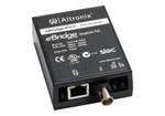 Altronix EBRIDGE1PCT Power Supply IP and PoE over Coax Hardened Transceiver Powered by Receiver Distance: up to 100m