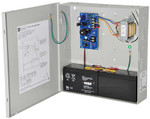 Altronix AL176ULX Power Supply/Charger Input 115VAC 60Hz at 0.6A Single PTC Output 12/24VDC