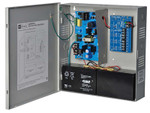 Altronix SMP5PMP4CB Supervised Power Supply/Charger 115VAC 50/60Hz at 0.95A or 230VAC 50/60Hz at 0.5A Input