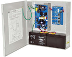 Altronix AL300ULPD4 Power Supply/Charger Input 115VAC 60Hz at 3.5A 4 Fused Outputs 12/24VDC at 2.5A