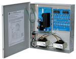 Altronix ALTV615DC616UL CCTV Power Supply Input 115VAC 50/60Hz at 0.9A 16 Fuse Protected Outputs 6/15VDC at 6A