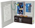Altronix AL300ULPD8CB Power Supply/Charger Input 115VAC 60Hz at 3.5A 8 PTC Outputs 12/24VDC at 2.5A