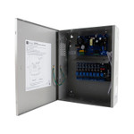 Altronix AL400ULACM Power Supply/Access Power Controller Input 115VAC 60Hz at 3.5A 8 Fused Outputs 12VDC at 4A