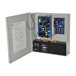 Altronix AL600ULM Power Supply with Fire Alarm Disconnect Input 115VAC 60Hz at 3.5A 5 PTC Outputs