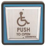 Locknetics PPH-200-LED Push Plate Switch