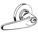 Schlage ND80LD ATH 625 Storeroom Lock Function