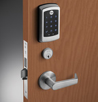 Yale nexTouch AURNTM-620-NR 626 Sectional Mortise Touchscreen Keypad Lock