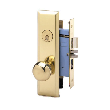 Marks USA New Yorker Grade 1 Mortise Lockset 7NY10A