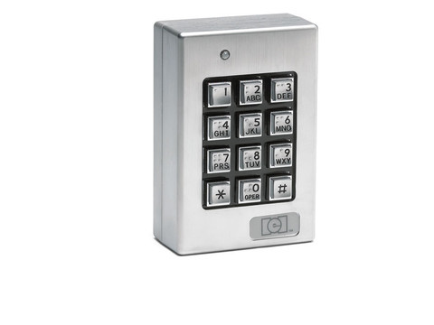 IEI Keypad 212SE Indoor / Outdoor Surface-mount Weather Resistant