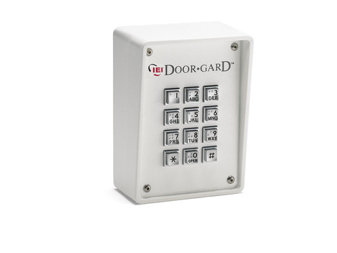 IEI Keypad 212R Indoor / Outdoor Surface-mount Ruggedized