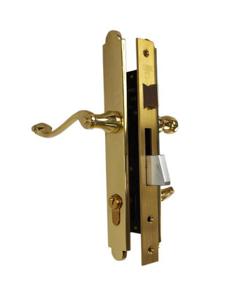 Marks - Thinline Mortise Lockset 2750 Series Double Cylinder
